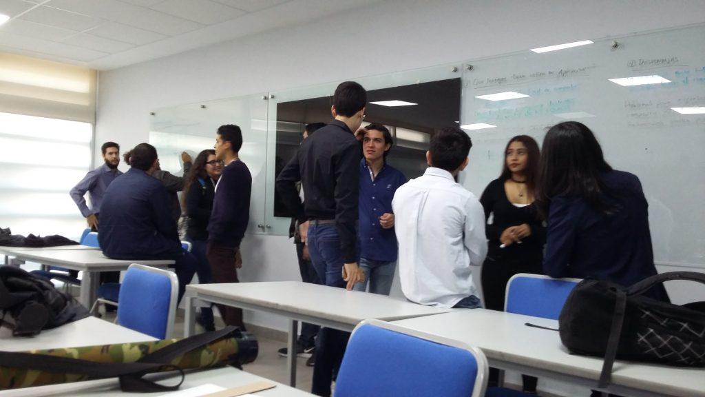 Retroalimentación alumnos