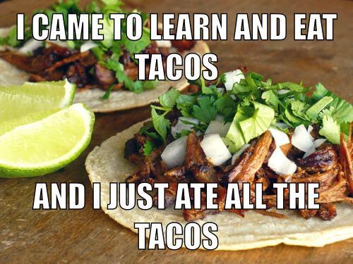 learn tacos